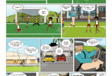 Photo of La BD Les Ilots de Langerhans – Planche no 1