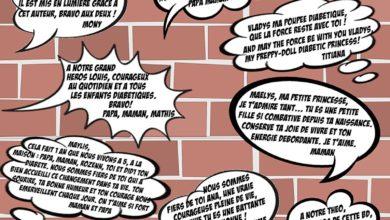 Photo of Le mur des dédicaces revient !