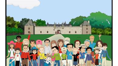 Photo of Merci pour l'accueil au château !