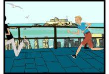 Photo of Course poursuite à St-Malo !