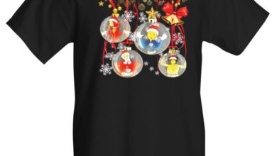 Photo of T-Shirt de Noël