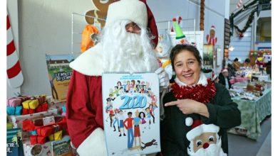 Photo of Visite du Père Noël !