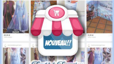 Photo of Nouveau ! Ouverture de notre boutique Vinted