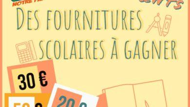 Photo of Vos fournitures scolaires offertes pour la rentrée 2020 !