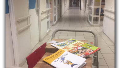 Photo of Quand le magazine arrive jusqu'aux enfants…