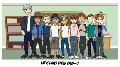 Photo of Le « Nouveau » Club des DID-1