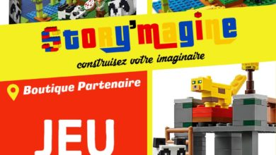 Photo of Jeu concours «Ki K'en veut !» – LEGO MineCraft!