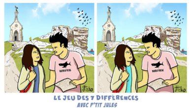 Photo of Jeu concours «Les 7 Différences» – BD «Les Pompiers» !