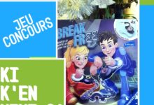 Photo of Jeu concours « Ki K'en veut ! » – Break Free – BDWest