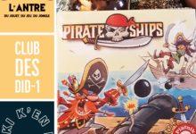 Photo of Jeu concours «Ki K'en veut !» – Pirate Ship