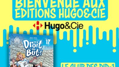 Photo of Bienvenue aux Editions Hugo&Cie