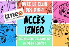 Photo of Accès IZNEO pour le Club des DID-1 !