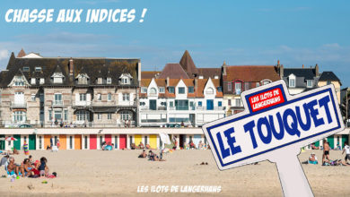Photo of Chasse aux indices au Touquet !