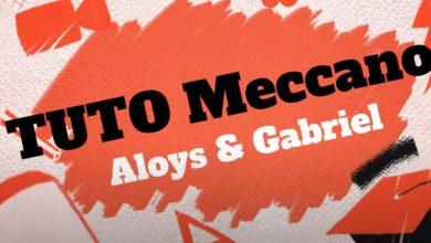 Photo of Le Tuto Dinosaure Meccano par Aloys & Gabriel !