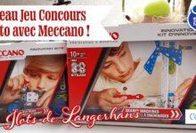 Photo of Jeu Concours – Le Loto – Meccano !