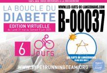 Photo of La Boucle du Diabète 2021 – Rejoignez notre équipe !