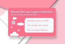 Photo of Bientôt la fête des Supers Mamans !